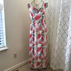 NWT Lucky Brand Floral Dress